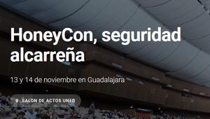 HoneyCON: Primer congreso de ciberseguridad en Guadalajara los días 13 y 14 de noviembre