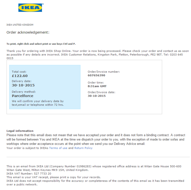 ikea phishing usuarios