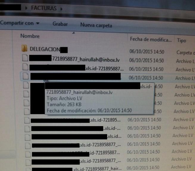 ransomware amateur octubre 2015
