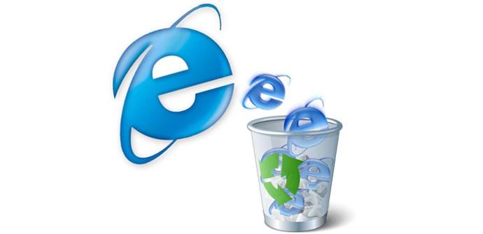Abandono de Internet Explorer