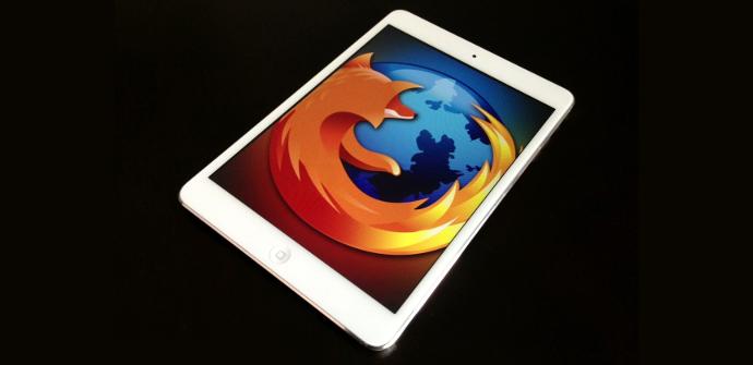 Firefox en iOS
