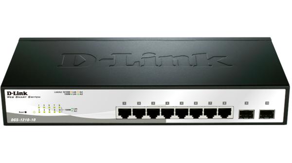 d-link dgs-1210-10 intro