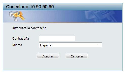 D-Link DGS-1210-10: Asistente de configuración