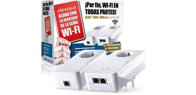 devolo dLAN 1200+ Wi-Fi AC analisis de estos plc