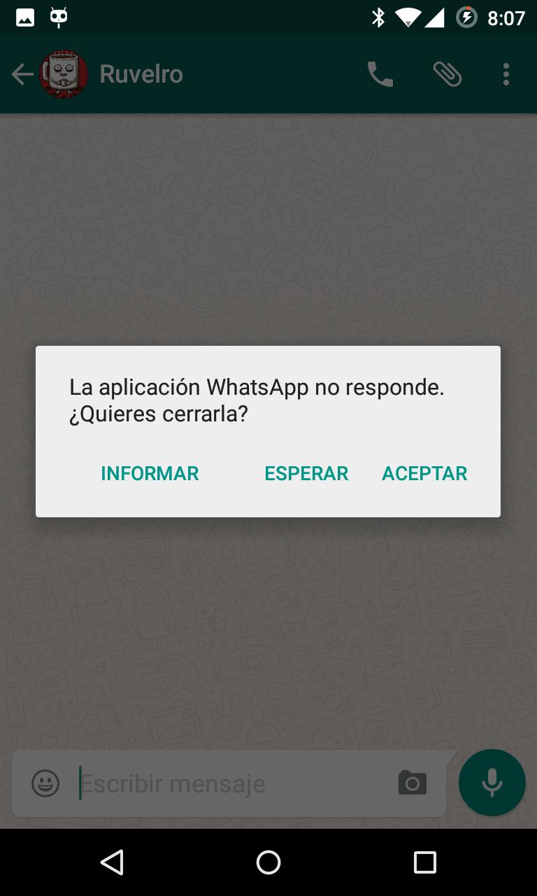 Whatsapp Puede Cerrarse De Forma Remota Simplemente Utilizando