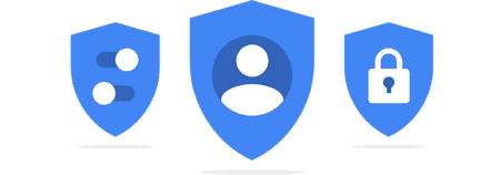 Escudos de Google