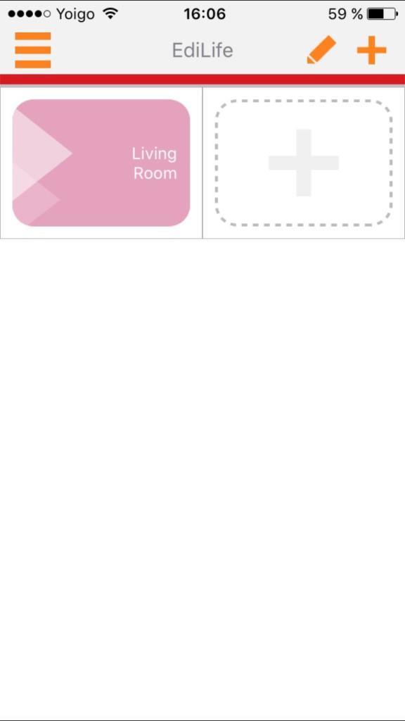 edilife menus de aplicación 4