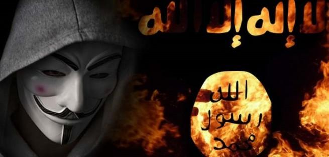 ISIS Trolling Day - by Anonymous