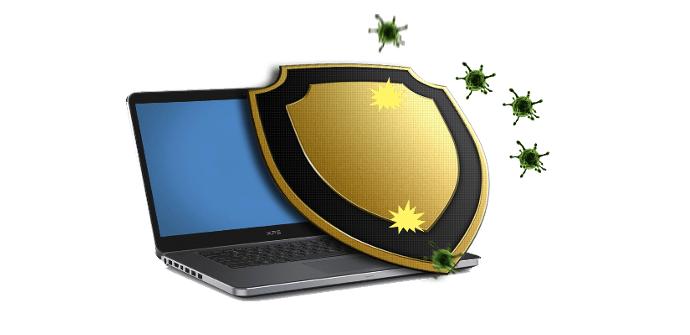 Protección Antivirus