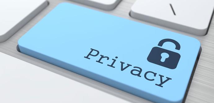 Pulsar para conseguir Privacidad