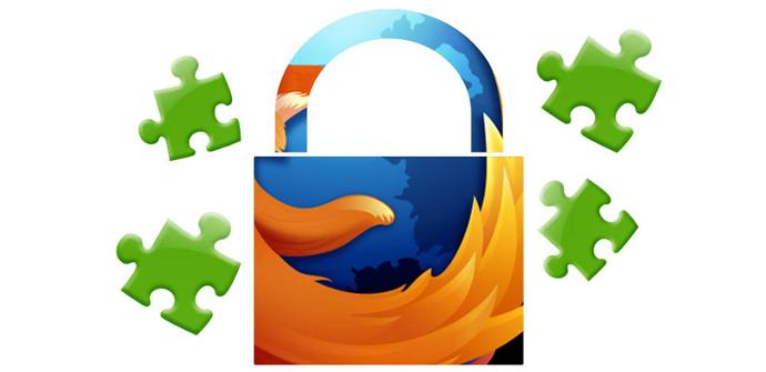 WebExtensions de Firefox