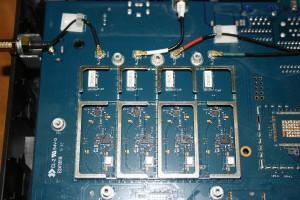 Amplificadores de potencia del ASUS RT-AC5300
