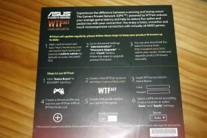 WTFast en el router ASUS RT-AC5300