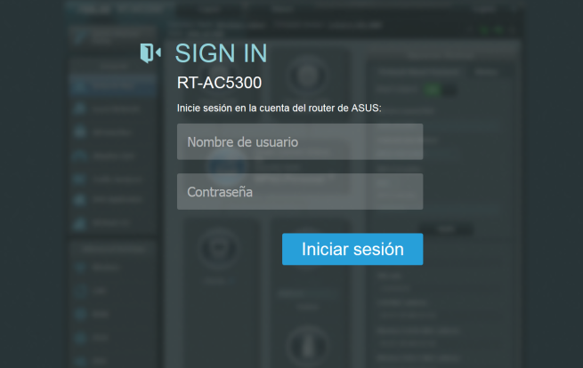 Análisis del firmware del RT-AC5300