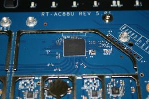 Chipset encargado de la banda de 2.4GHz del router ASUS RT-AC88U