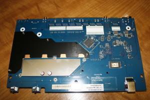 Trasera del router neutro ASUS RT-AC88U