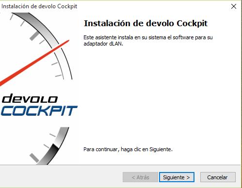 devolo cockpit instalacion 1