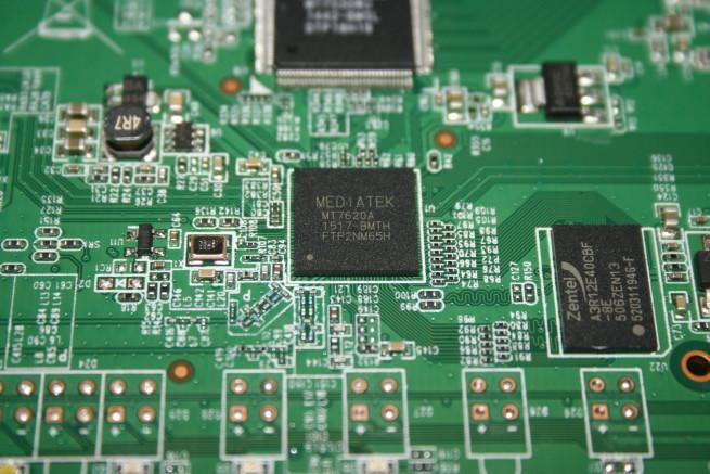 CPU principal del router neutro Edimax EW-6478AC V2