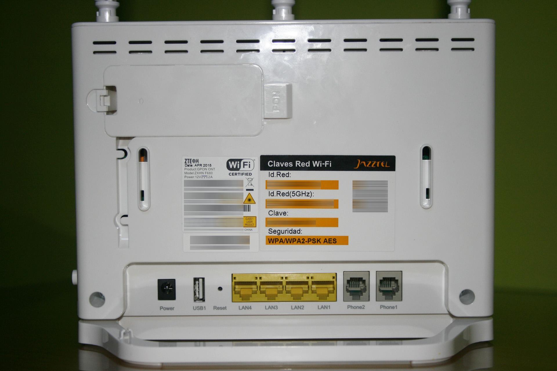 como actualizar el firmware de mi router zte jazztel