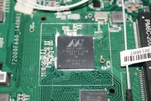 CPU principal del router ZTE F680