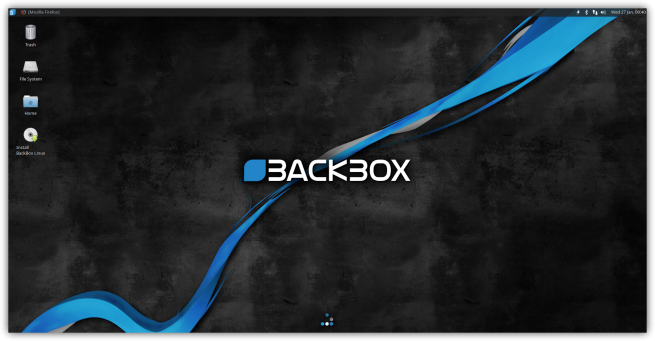 BackBox Linux 4.5
