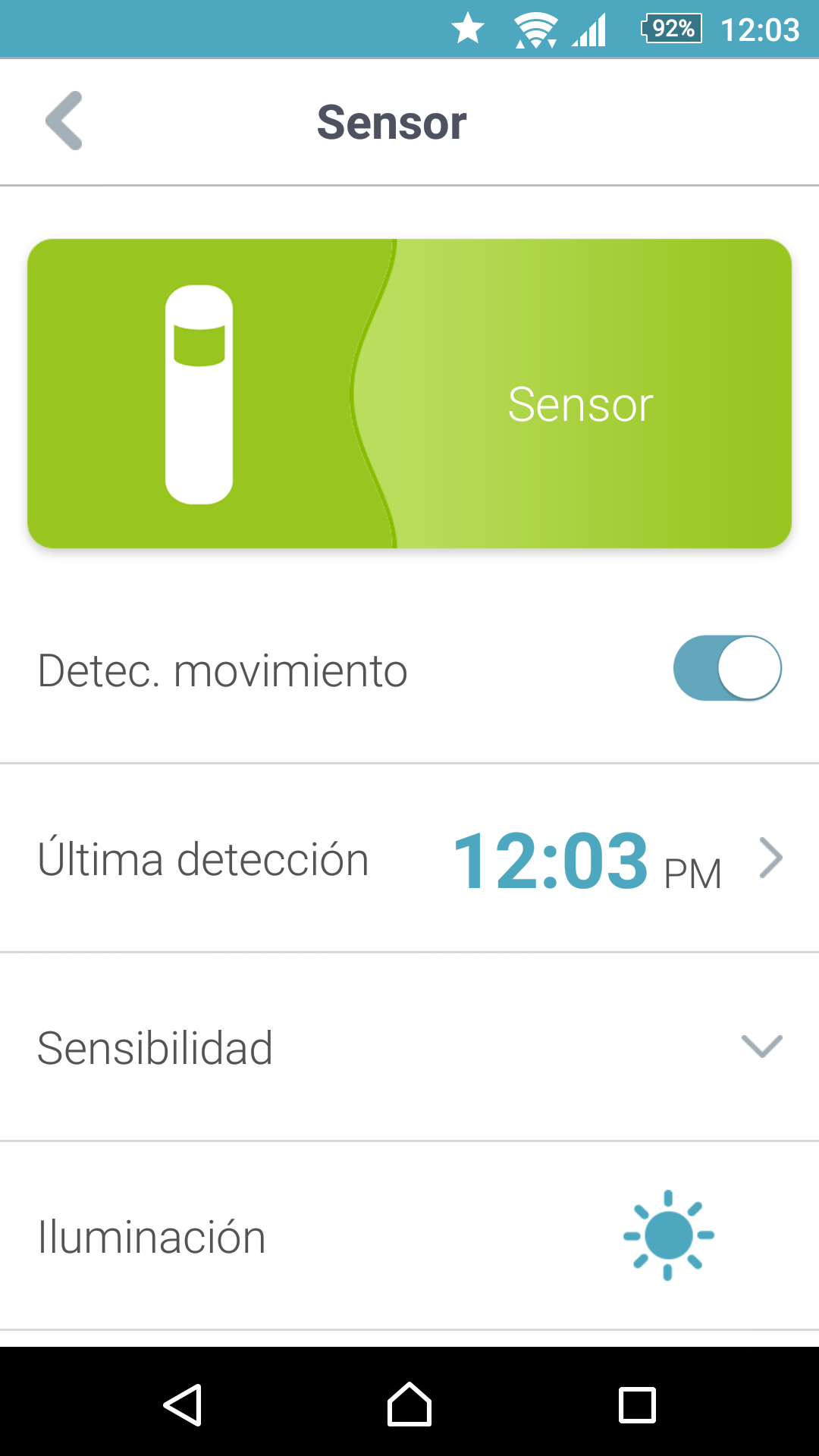 D-Link DCH-Z120: Análisis de este sensor de movimiento, temperatura ...