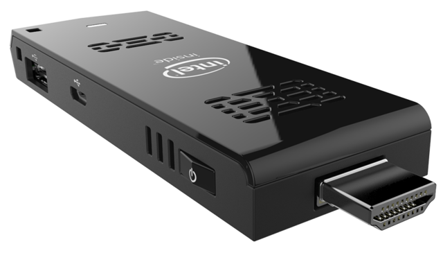 Intel Compute Stick - Windows 8.1 en SmartTV