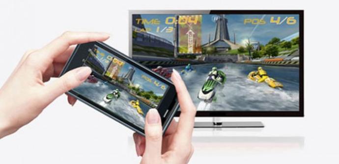 Juegos Android en TV