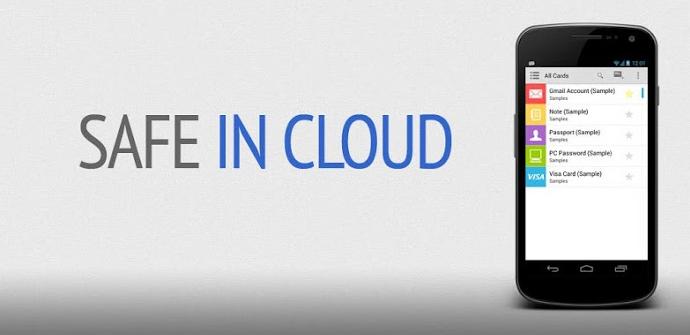 Almacena y sincroniza tus contrase as en la nube de forma for Cloud vault app