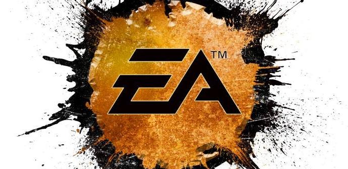 Logotipo de EA