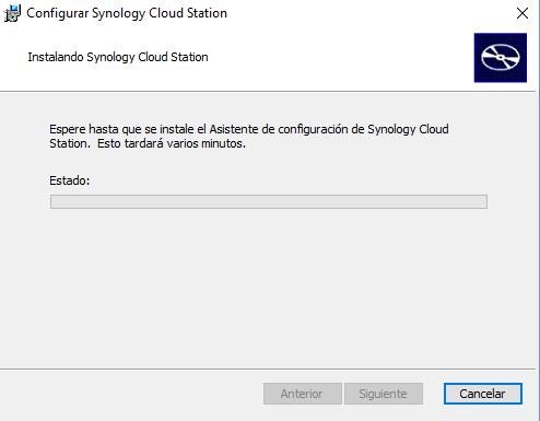 cloudtstaion en sistema windows 2