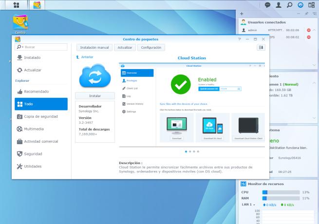 manual crear nube de almacenamiento domestica utilizando NAS Synology 1