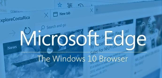 Modo privado de Microsoft Edge