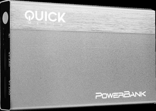 quick media power bank