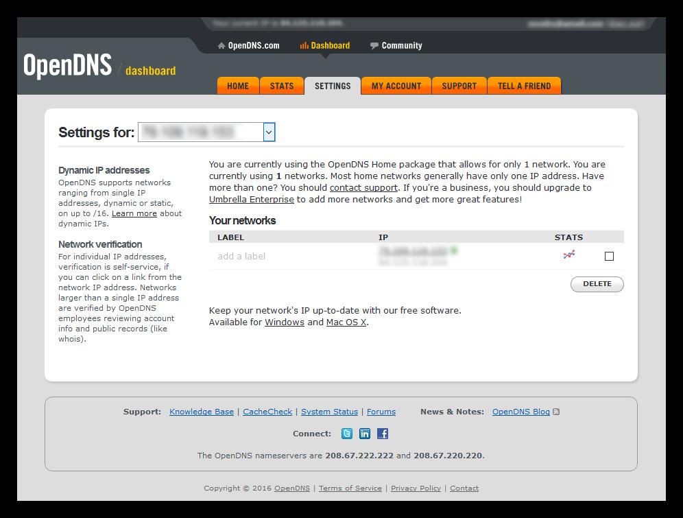 Cómo bloquear páginas web de forma sencilla con OpenDNS