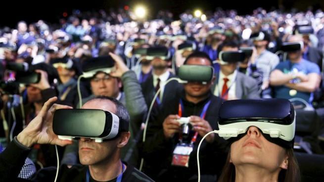 MWC 2016 - VR