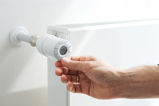 devolo home control calefacción