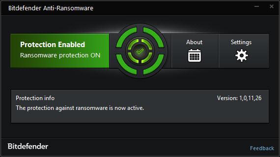 Bitdefender Anti-Ransomware ya disponible