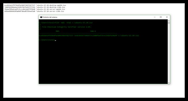 Comprobar MD5 de una ISO Ubuntu