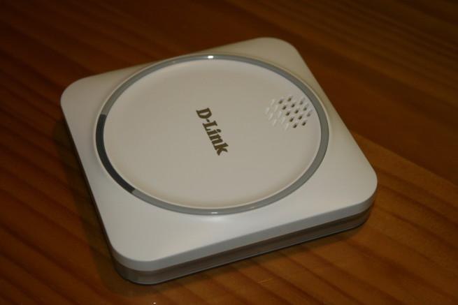 Frontal de la sirena D-Link DCH-Z510