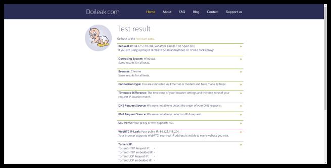 Doileak Test 1