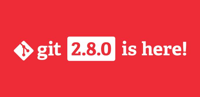 Git 2.8