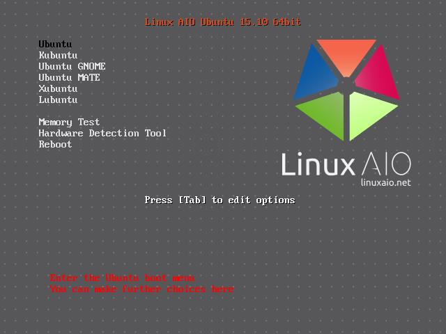 Linux AIO - Ubuntu 15.10