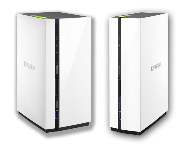 QNAP TS-128 y TS-228 dos nuevos nas disponibles