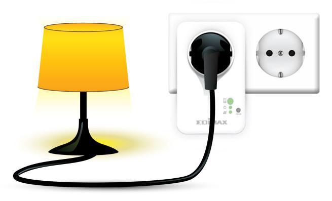 controlar consumo eléctrico edimax sp-2101w