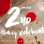 Gearbest prepara su segundo aniversario con importantes descuentos para todos nosotros