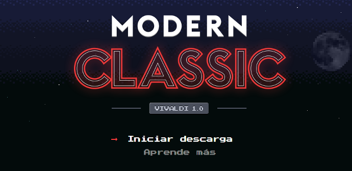 Descargar Vivaldi 1.0