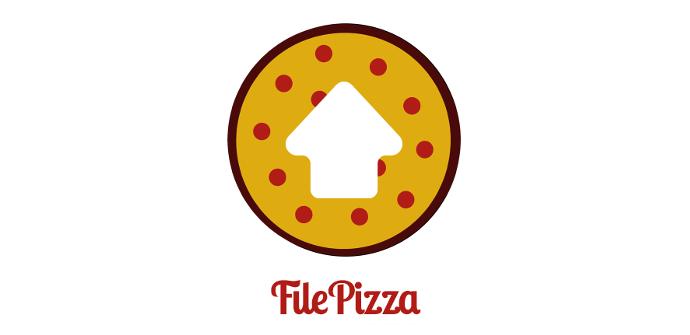 FilePizza - Logo