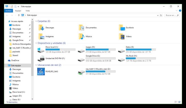 StableBit CloudDrive - Disco duro local en la nube