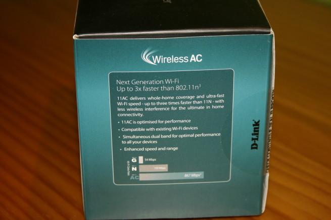 Repetidor Wi-Fi del D-Link DAP-1620